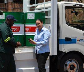 Castrol overcomes logistics challenge