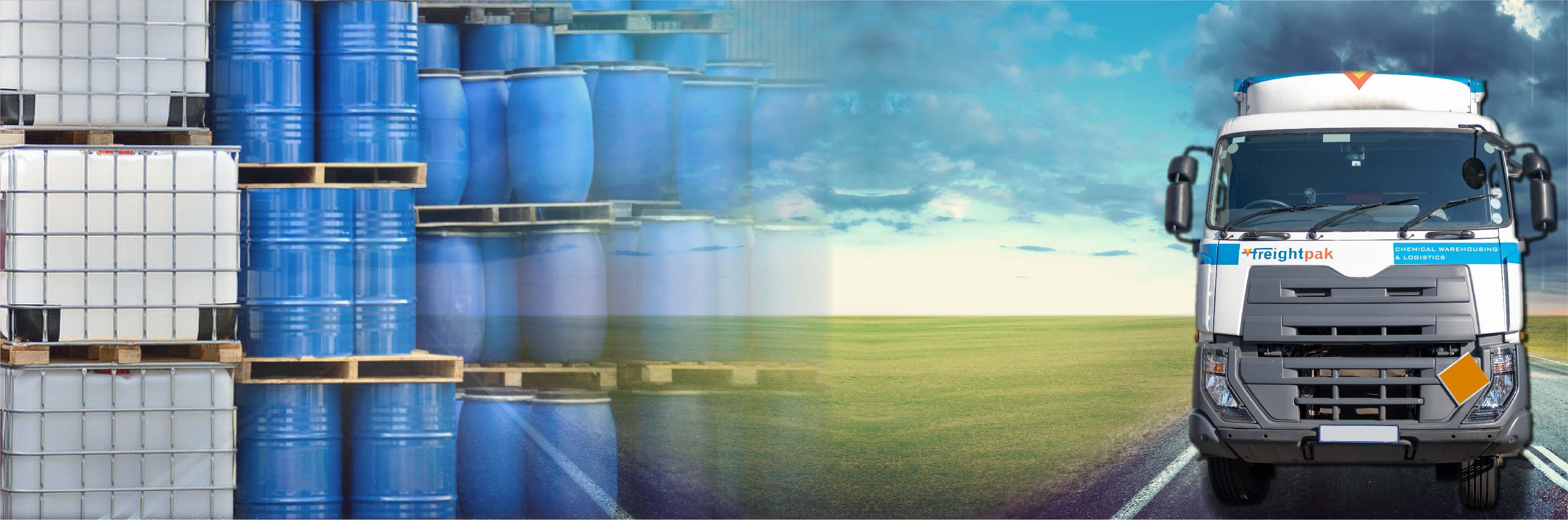 Freightpak Chemical Logistics